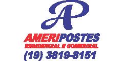 Ameri Postes Logotipo